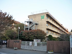 Iruma city Toyooka Junior High School.jpg