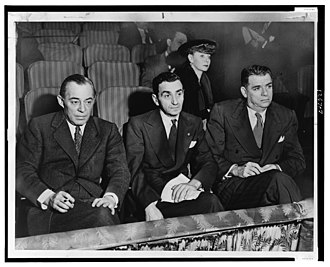 Audition - Irving Berlin, Rodgers and Hammerstein, and Helen Tamiris watching music theater auditions