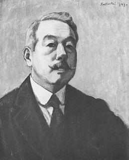 Ishii Hakutei Japanese painter