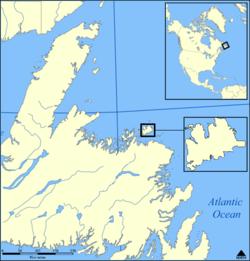 Fogo Island (Newfoundland and Labrador) - Wikipedia