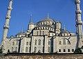 Istanbul Blue Mosque - Sultan Ahmed Camii - panoramio.jpg