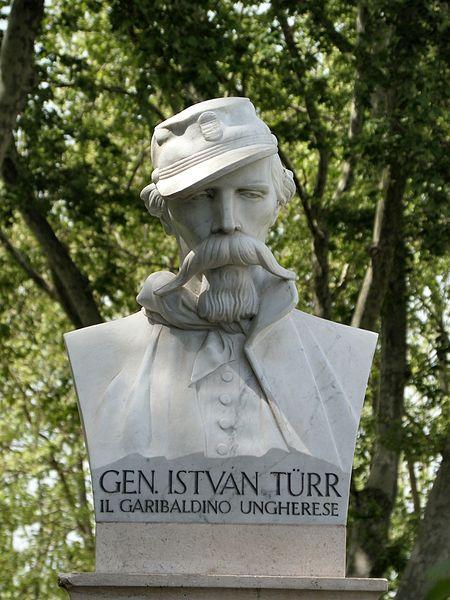 Fájl:István Türr statue byVetulani.JPG