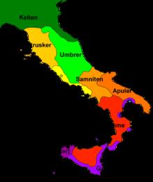 Archäologische Stätten aus Römischer Zeit in Kampanien (I) – Reiseführer auf Wikivoyage