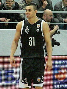 Ivan Paunić at all-star PBL game 2011.JPG