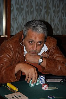 Ivo Donev Bulgarian chess and poker player
