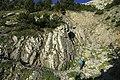 J26 659 Aufstiegsweg mit Rinne.jpg