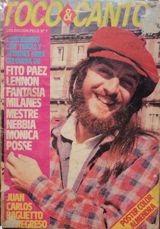 Juan Carlos Baglietto - Juan Carlos Baglietto in 1983