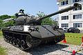 JGSDF Type61 tank 20120527-01.JPG