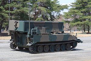 JGSDF Type92 Mine clearing vehicle 20120408-02.JPG