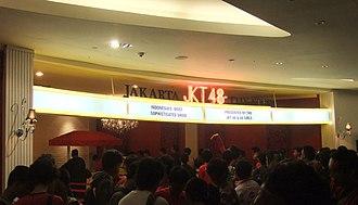 JKT48 - JKT48 Theater in fX Sudirman
