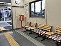 JR-EAST Hitoichiba-Station New-station-building Waiting-room 1.jpg