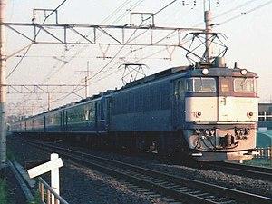 Noto (train) - Image: JRE EF6243 Exp Noto