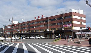 JR Nemuro-Main-Line Kushiro Station building.jpg