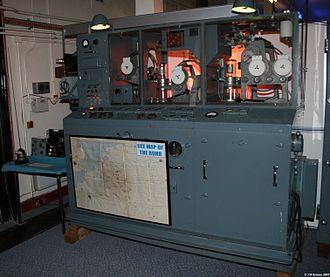 Gee (navigation) - GEE transmitter