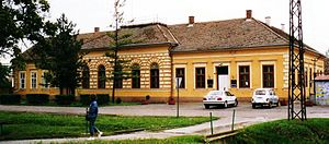 Jabuka - Office of the local Community (Mesna zajednica)