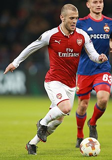 Jack Wilshere English association football player
