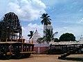 Jagannath Temple baripada Side view.jpg
