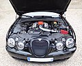 Jaguar S-Type R, V8 supercharged engine 1.jpg
