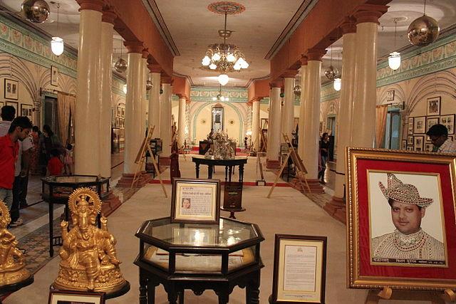 Scindia Museum - Jai Vilas Palace