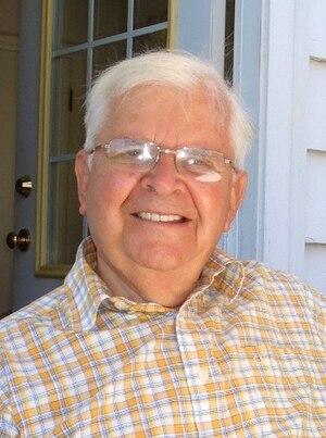 James M. Houston - Image: James M Houston