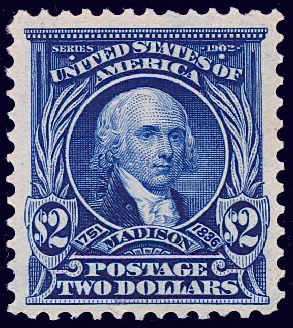 James Madison 1903 Issue33-$2