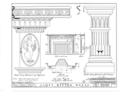 James Watson House, 7 State Street, New York, New York County, NY HABS NY,31-NEYO,32- (sheet 4 of 5).png