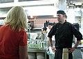 Jamie Burton visits the Solé Kitchen (14383747481).jpg
