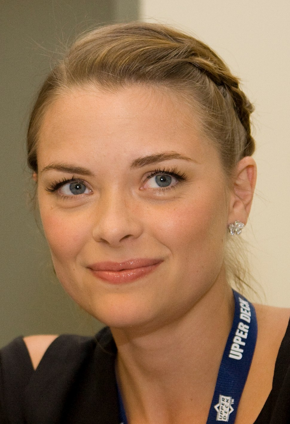 Jamie King in San Diego Comic-Con 2008 cropped
