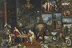 Jan Brueghel (I), Hendrick van Balen (I) and Gerard Seghers - Allegory of Sight and Smell.jpg