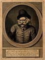 Jan Kuiper, aged 107. Line engraving by J. Houbraken after J Wellcome V0007159.jpg
