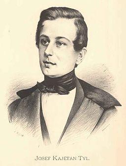 Jan Vilímek - Josef Kajetán Tyl