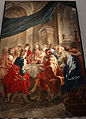 Jan raes e manifattura fiamminga, arazzo su cartone di rubens con l'istituzione dell'eucarestia, 1632-50 circa (da museo diocesano di ancona) 00.JPG