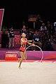 Japan Rhythmic gymnastics at the 2012 Summer Olympics (7915157084).jpg