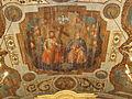 Jatxou (Pyr-Atl. Fr) Saint-Sébastian church, painting in the choir.JPG