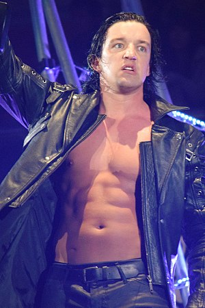 Jay White (wrestler) - White in November 2017