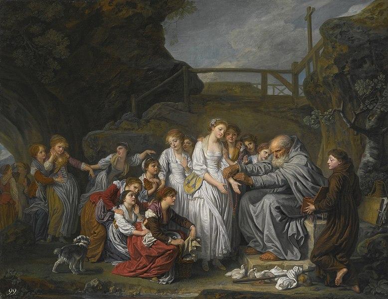 jean baptiste greuze - image 2