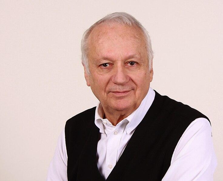 M. Cavada, député européen, en février 2014. Photo : Leila Paul, CC-By-SA