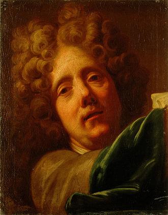 Jean Jouvenet - Self-portrait