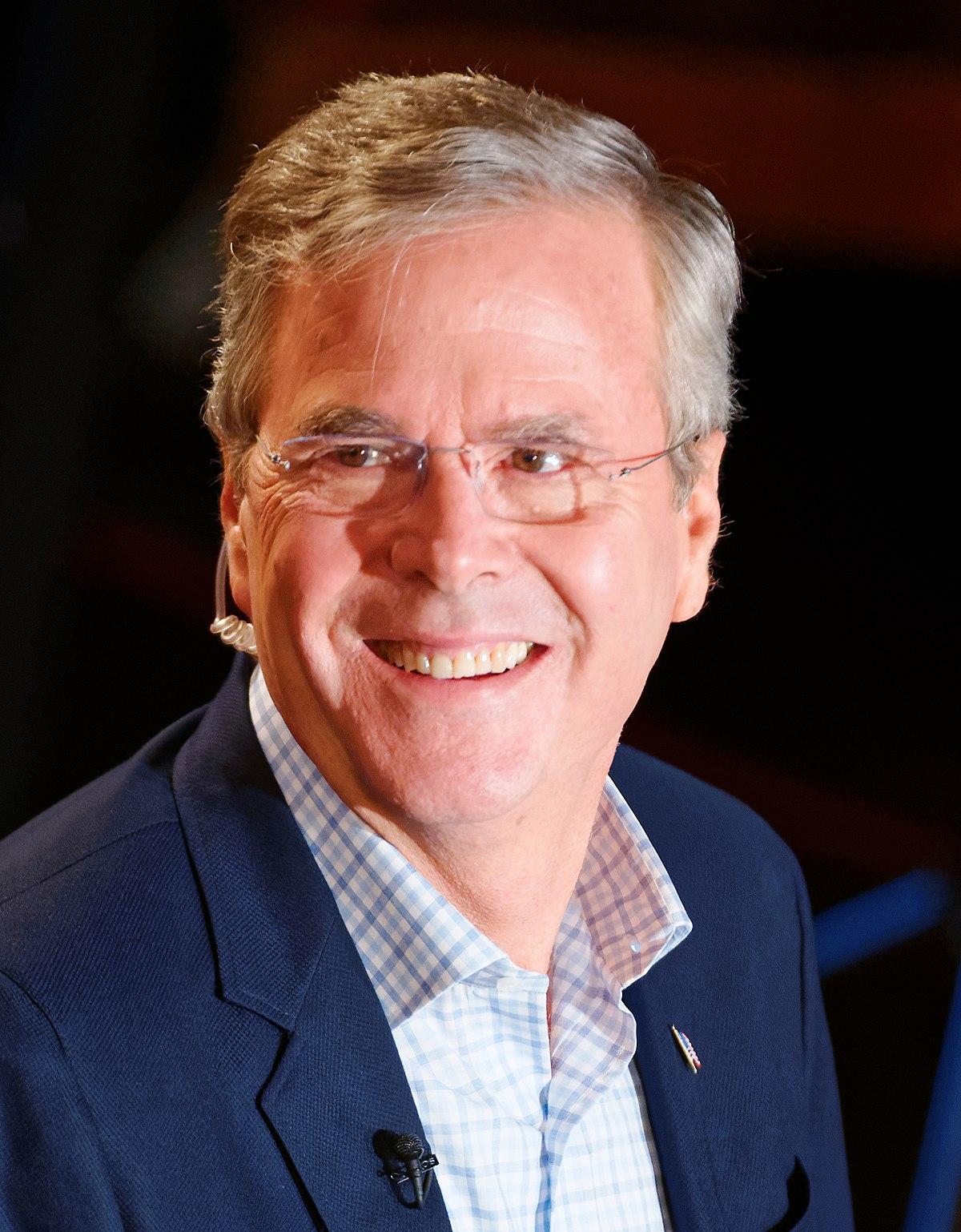 Political Positions Of Jeb Bush Wikipedia