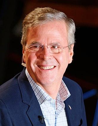 Political positions of Jeb Bush - Bush during his announcement tour in June 2015