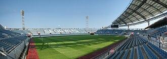 2017 FIFA U-20 World Cup - Image: Jeju World Cup Stadium, Jeju Island
