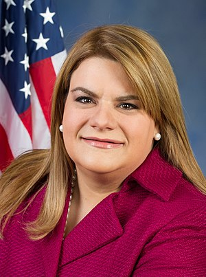 Resident Commissioner of Puerto Rico - Image: Jenniffer Gonzalez (cropped)
