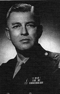 Jens A. Doe United States Army general in World War II