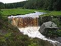 Jerry's Linn (waterfall) - geograph.org.uk - 92206.jpg