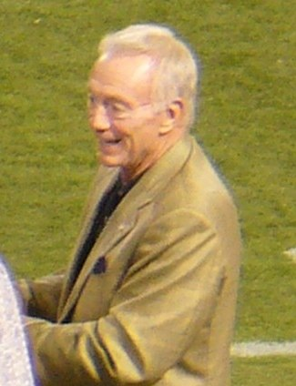Jerry Jones owner dallas cowboys 2008