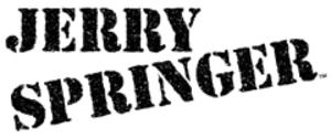 The Jerry Springer Show - Image: Jerryspringer logo 240