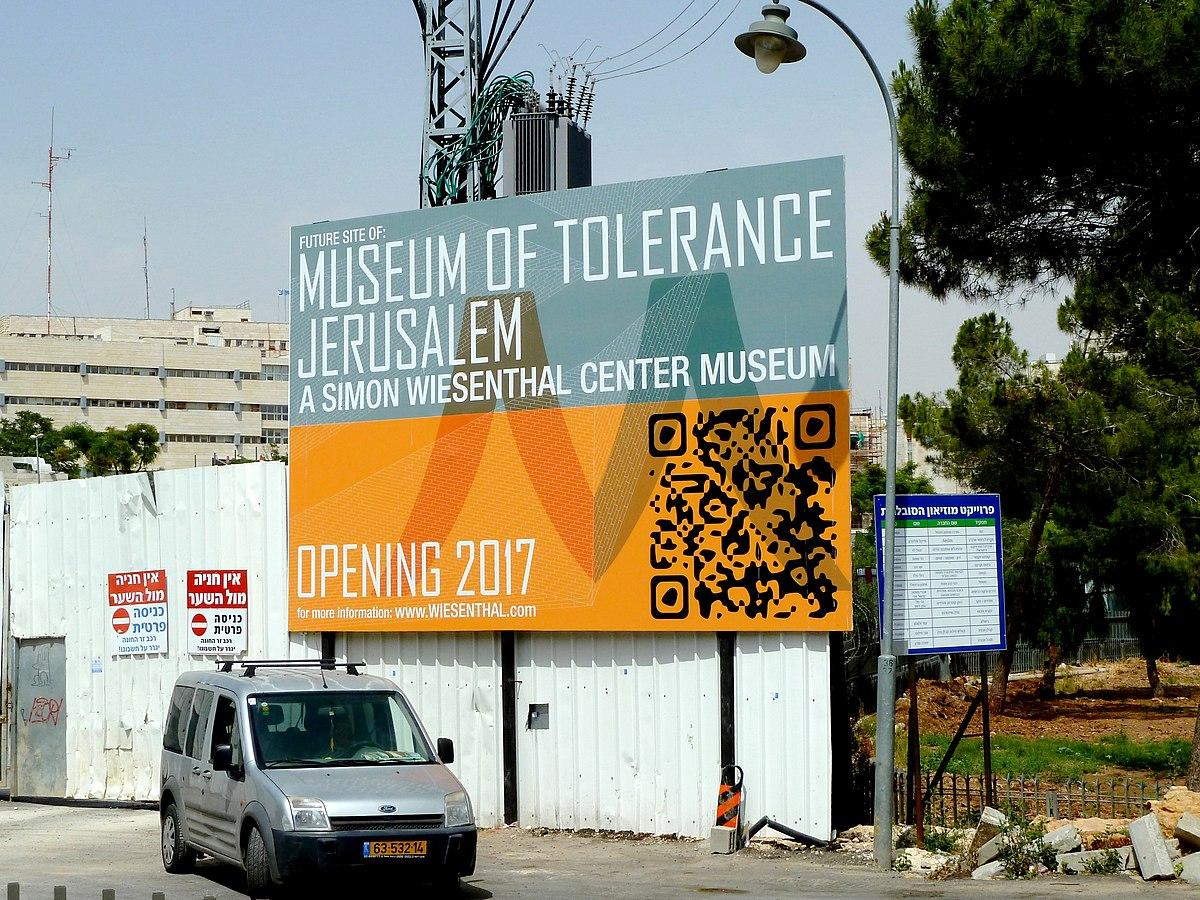 Museum of Tolerance Jerusalem - Wikipedia