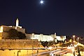 Jerusalem walls night 2.JPG