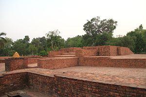 Balrampur - Jetavana monasteries, Sravasti, Balrampur, Uttar Pradesh