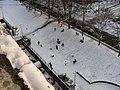 Jeux hivernaux à Planoise.JPG